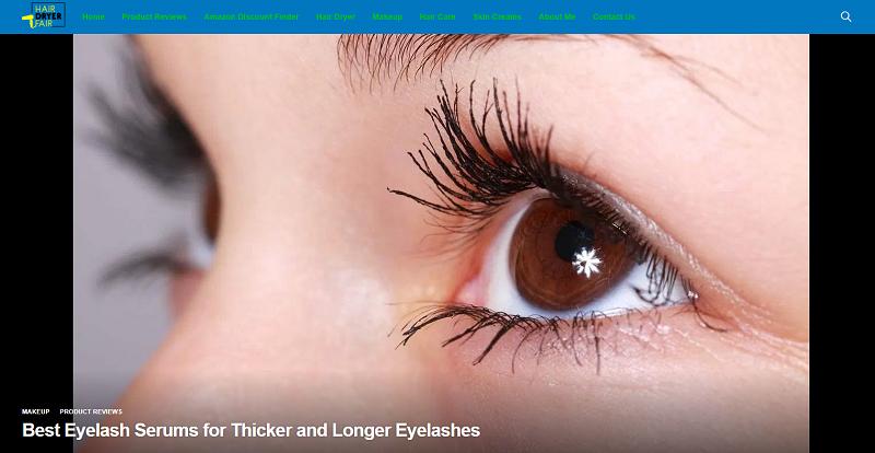 best eyelash serum for growth
